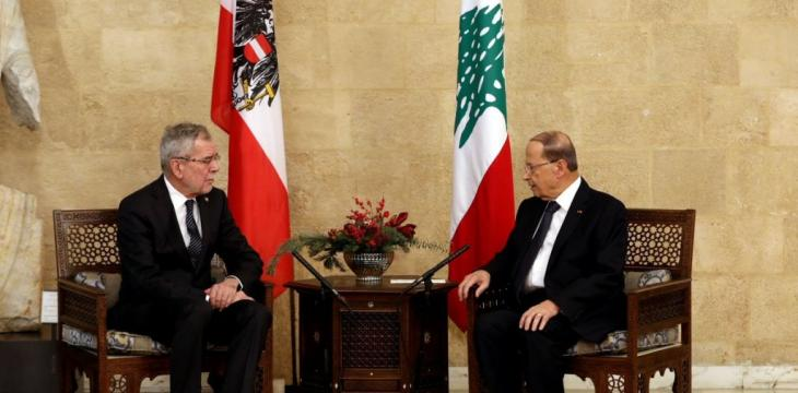 Lebanon's President Intervenes in Cabinet Crisis to Avoid 'Catastrophe'