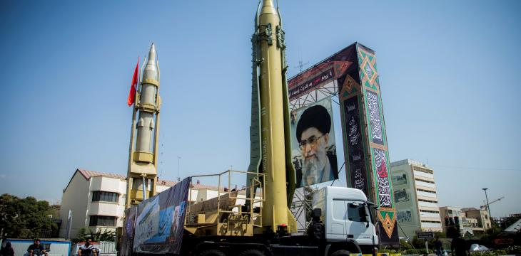 Tehran Confirms It Recently Tested a Ballistic Missile