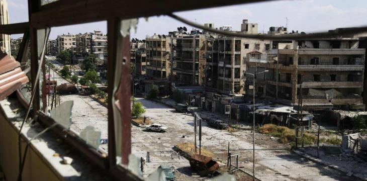 Syrian Regime Seizes Opponents' Property, Rights Activists Say