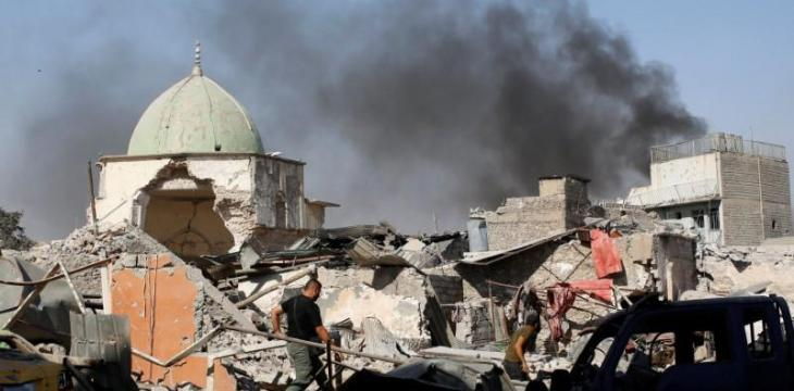 Mosul Rages over 'PMF' Takeover of Arqam Mosque