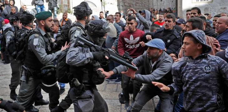 Rising Tension in the West Bank as Hamas Calls for Armed Confrontation