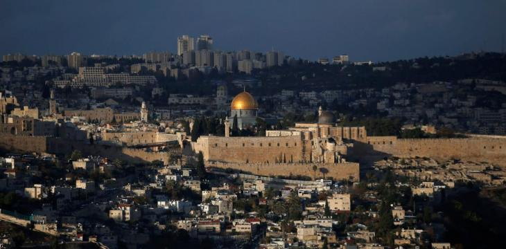 Palestinians Condemn Australia's Recognition of Jerusalem as Israel's Capital