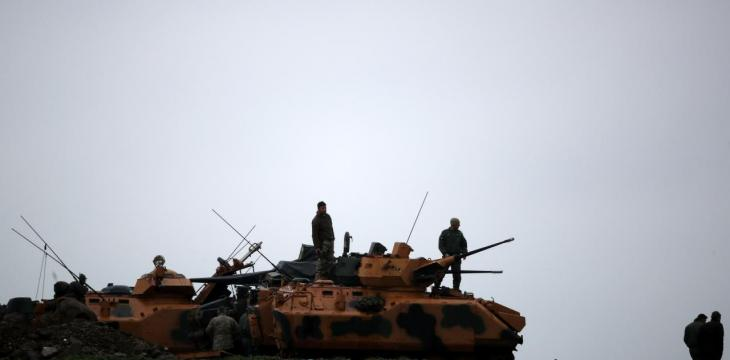 Syrian Opposition Welcomes Turkish Attack on Kurdish YPG