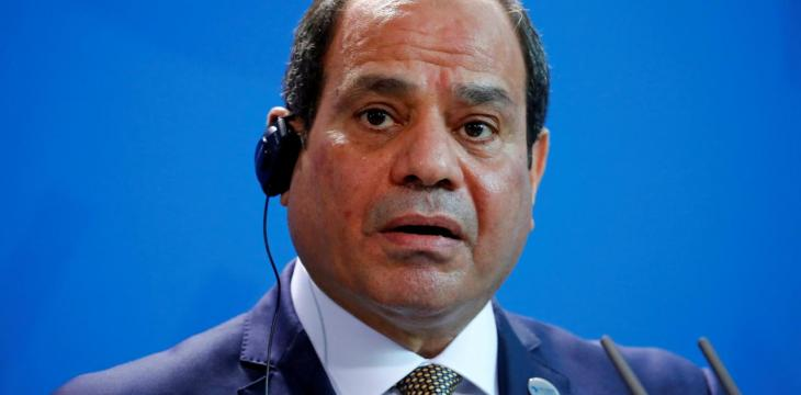 Sisi Arrives in Vienna to Participate in Africa-Europe Forum