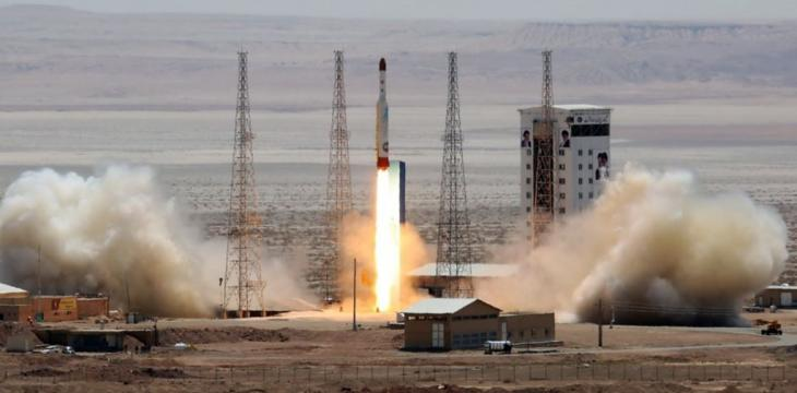 Iran Fails to Launch Satellite into Orbit