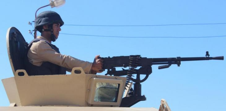 5 Militants Killed by Egypt Police in Arish