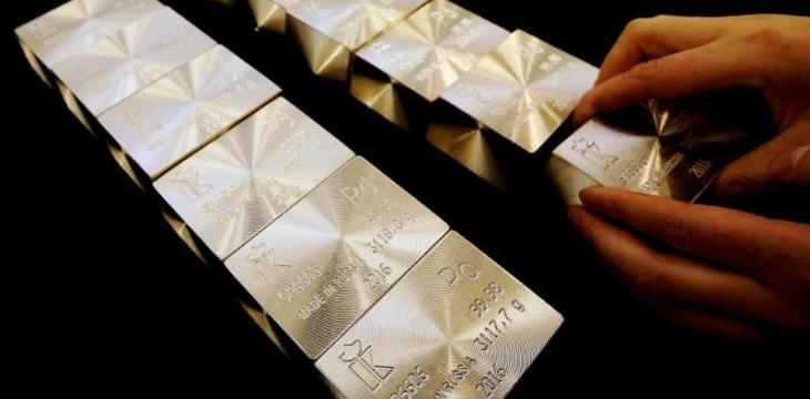 Palladium Breaks Above $1,400 on Supply Deficit, Gold Slips