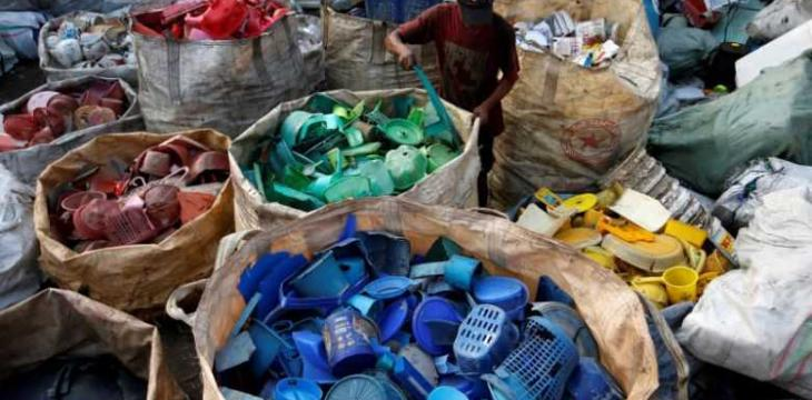 SABIC Joins Alliance to End Plastic Waste