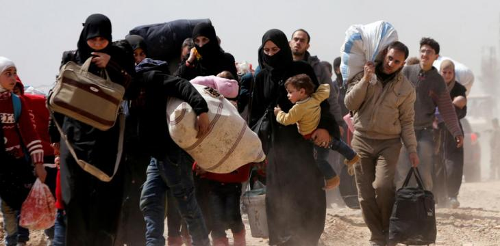 Syria: Over 2,000 Evacuated From Final ISIS Holdout