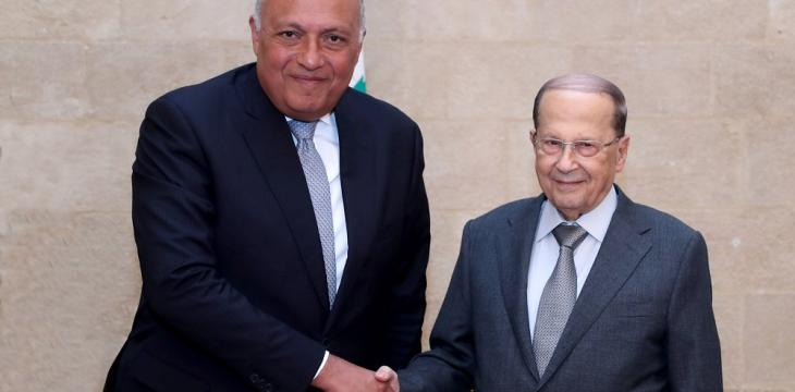 Egypt Trusts Lebanese Institutions to Form New Govt.
