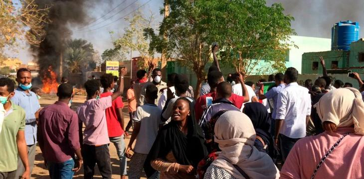 Int'l Crisis Group: 3 Possible Scenarios to End Sudan Bloodshed