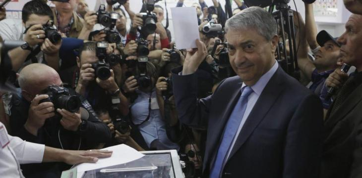 Former Algerian PM Announces Run for Presidency
