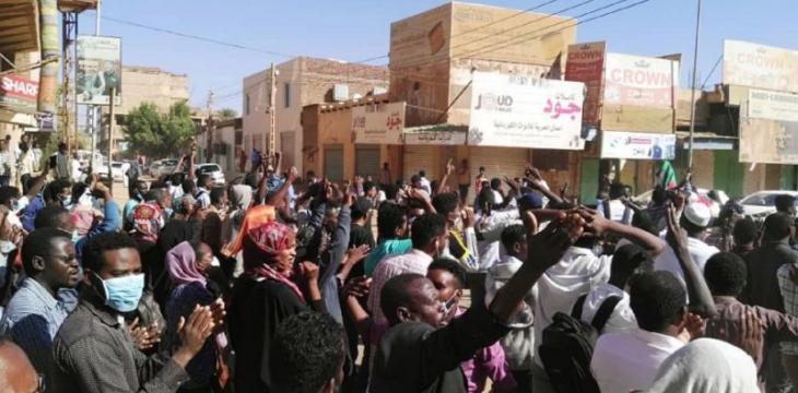 Sudan President Accuses 'Infiltrators' of Killing Protesters