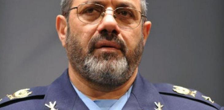 Head of Iranian Air Force Vows to 'Eliminate' Israel