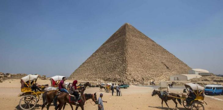 Scotland Insists on Legal Right to Keep Pyramid Stone, Egypt Awaits Documents