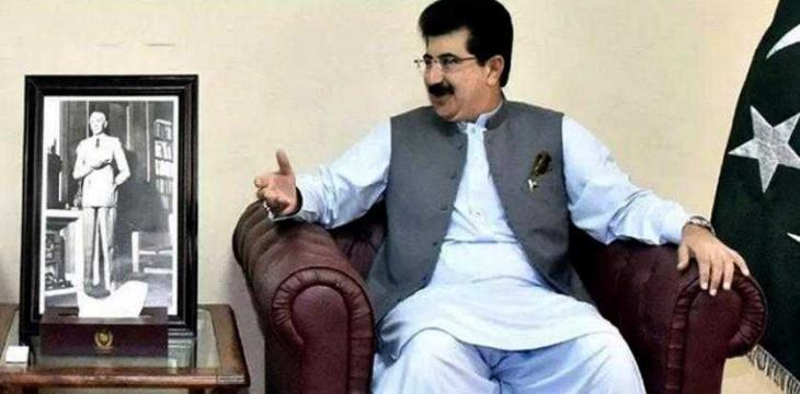 Pakistan's Sanjrani Says Saudi Crown Prince Visit to Usher Even Stronger Ties