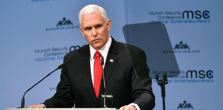 Pence: Iran World's Leading State Sponsor of Terrorism