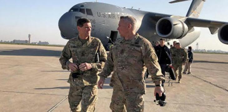 Votel in Iraq to Discuss Long-Term ISIS Threat