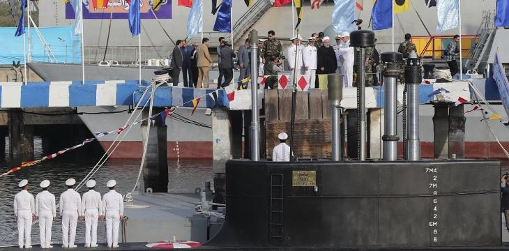Iran Inaugurates Cruise Missiles Equipped, Domestically-built Submarine
