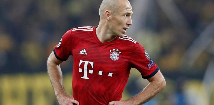 Arjen Robben: If You Ask What is the Worst Stadium for Me, it's Liverpool