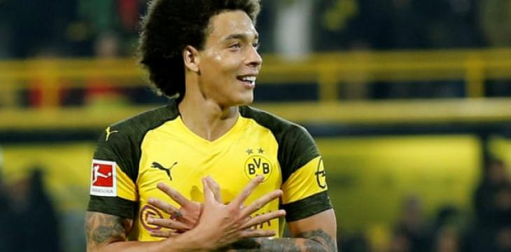 Bargain-Buy Axel Witsel Conducts Borussia Dortmund's 'Modern Jazz'