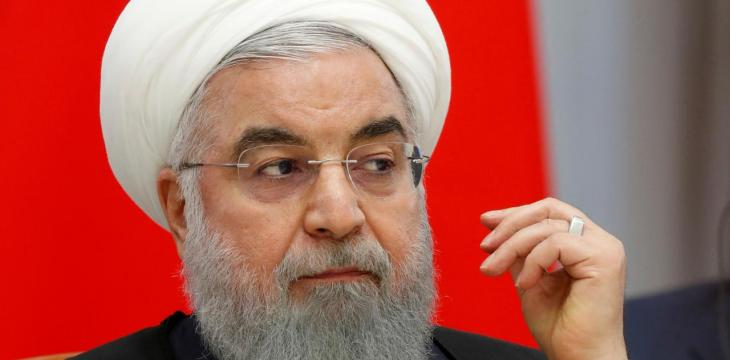 Rouhani Warns Iran-US Tensions at Maximum