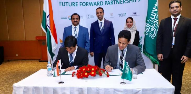 Saudi Arabia, India Ink Information Technology MoUs