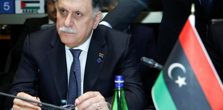 Sarraj Calls for Avoiding Bloodshed in Southern Libya