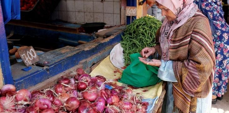 Morocco's CPI Sees Record Drops in January