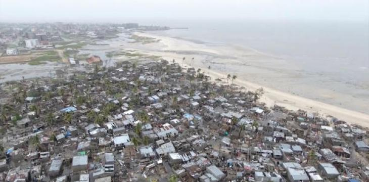More Than 1,000 Feared Dead After Cyclone Hits Mozambique