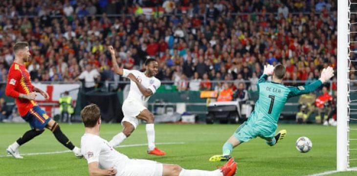 Kane, Sterling and Rashford Give England Cause for Confidence