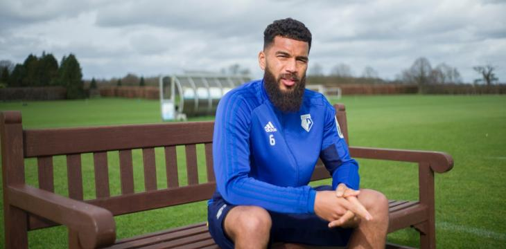 Watford's Adrian Mariappa: 'There's Been Moments That Have Been Really Tough in My Career'