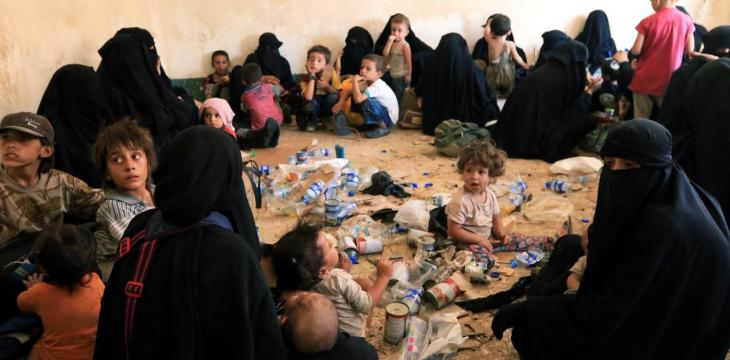 Forgotten Victims: The Children of ISIS