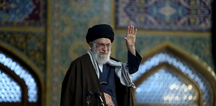 Khamenei: Europeans 'Stabbed Us in the Back'