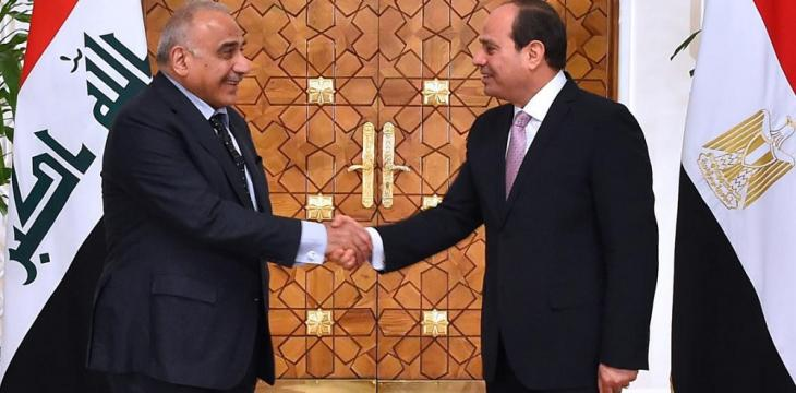 Egypt, Iraq Underline Counter-Terrorism Cooperation
