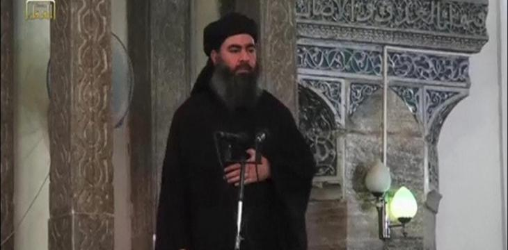 ISIS Loses All Territory but its Shadowy Leader Still at Large