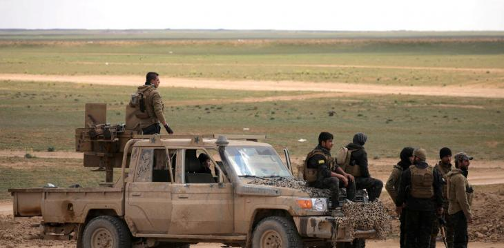 After ISIS Defeat, SDF Urges Syria Regime to Recognize Kurdish Administration