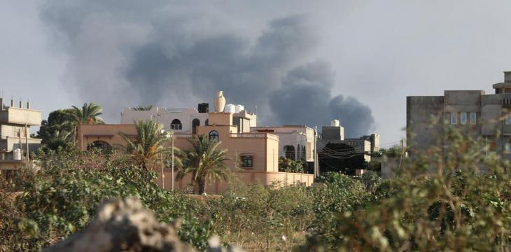 UK Joins Other Western States in Warning of Possible Terror Attacks in Libya
