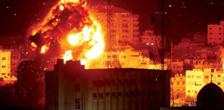 Egypt Curbs Escalation in Gaza After Rocket Hits House North of Tel Aviv