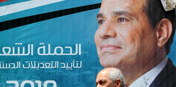 Egyptian Expatriates Begin Voting on Constitutional Amendments