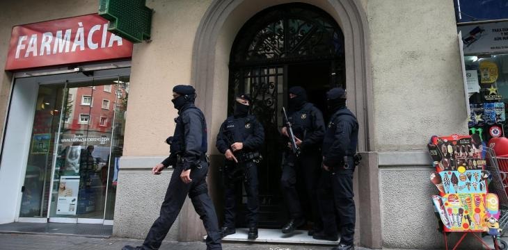 Morocco Arrests Terrorist Planning Attack on Spain's Seville