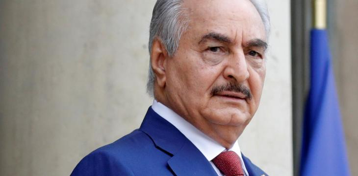 Haftar, Trump Discuss Counter-Terrorism Efforts