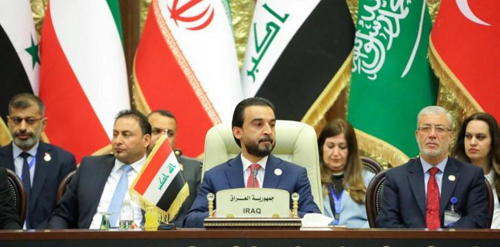 Iraq Speaker: Baghdad Keen on Security, Stability of its Neighbors