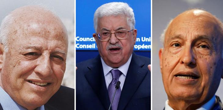 Palestinian Prime Ministers Since 2003