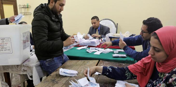 88.83% of Egyptians Back Constitutional Changes