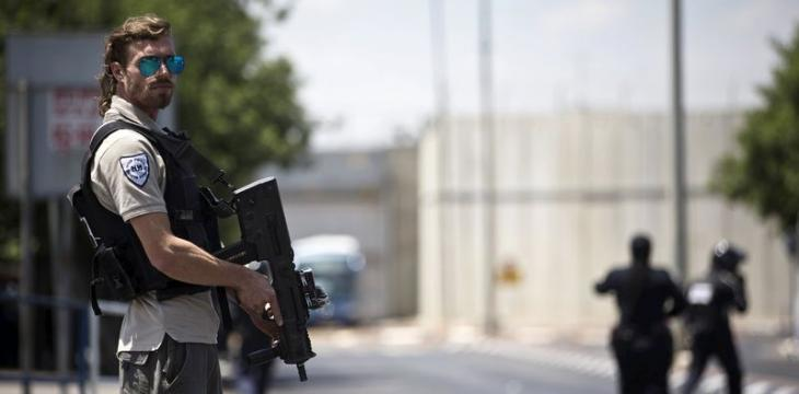 Palestinian Killed While Being Chased by Israeli Police