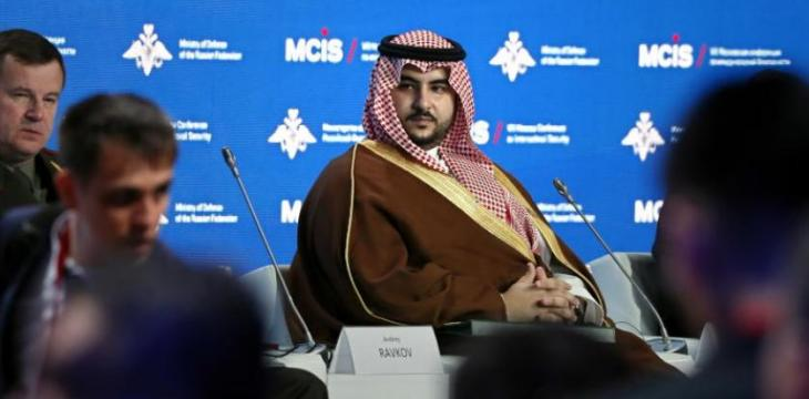Prince Khalid bin Salman: Iran Spreads Chaos in the Region
