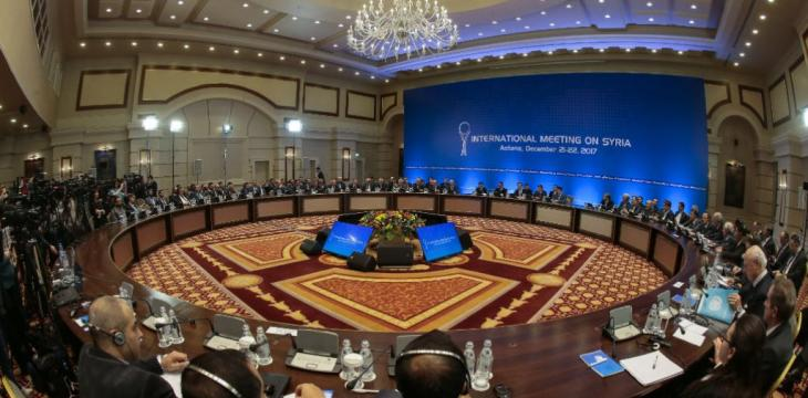 Guarantor States Differ over Priorities in Syria ahead of Astana Talks