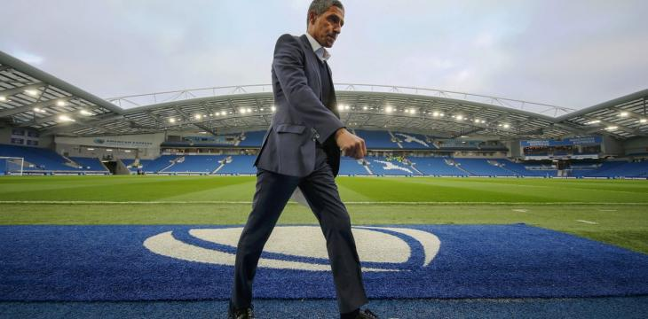 Chris Hughton Pays the Price for Brighton's Lack of Attacking Quality
