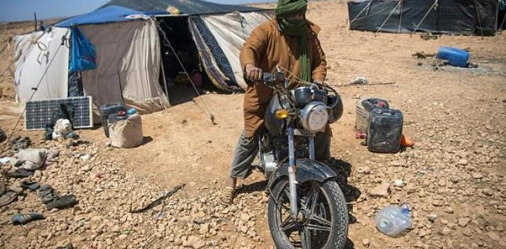 Drought Sharpens Morocco Nomads-Farmers Dispute